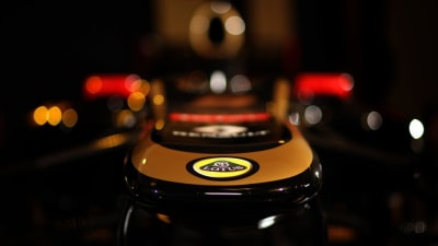 F1: Group Lotus No Longer Lotus Team Sponsor