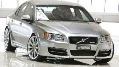 Volvo S80 Concept by Heico Sportiv Official video