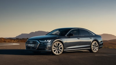 Audi A8 Road Test Review