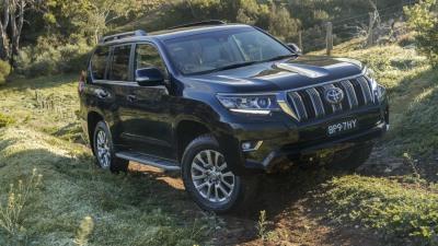 Toyota Prado | Toyota HiLux Updated For 2018