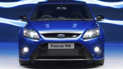 2009 Ford Focus RS Pricing Released