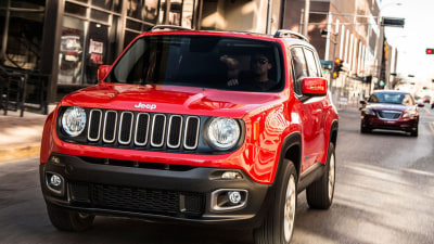 2015 Jeep Renegade Revealed Further In New Leaked Images