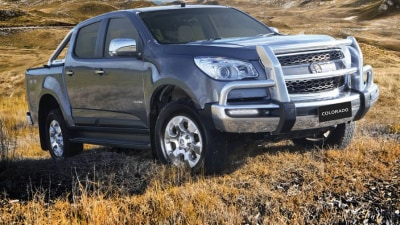 2014 Holden Colorado Range Gets New And Updated Accessories