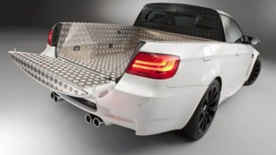 BMW unlikely to follow Mercedes-Benz ute