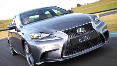 2015 Lexus IS Updates Revealed