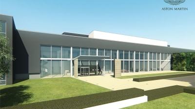 Aston Martin Finalises Purchase Of Future DBX SUV Factory
