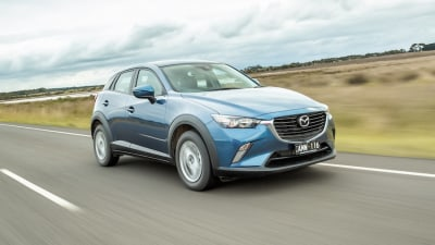 2017 Mazda CX-3 Maxx First Drive Review | Australia's Favourite Small SUV Keeps Up The Good Work