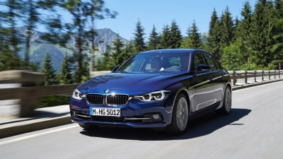 BMW 3 Series - 2016 Price And Features For Australia