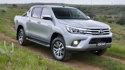 No hybrid HiLux but plug-ins on the cards