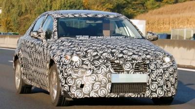 2014 Lexus IS Confirmed For Detroit