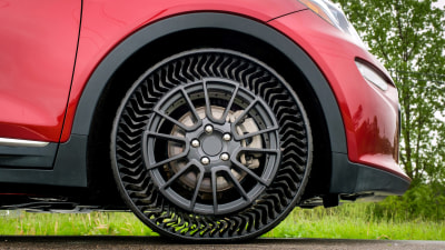 Michelin readying airless tyres for 2024