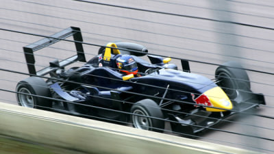 Australian Daniel Ricciardo Fastest In F3 Test