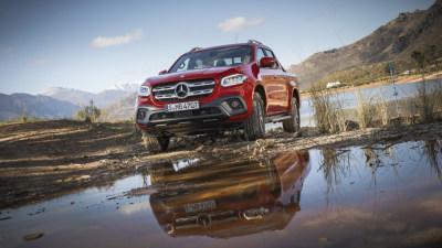 Mercedes-Benz X-Class Scores Five-Star ANCAP Rating