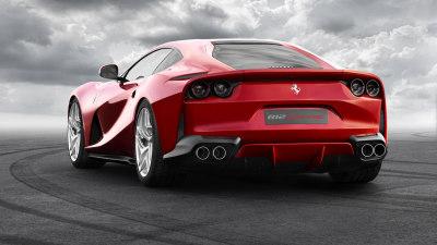 2017 Ferrari 812 Superfast Unveiled Ahead Of Geneva Debut