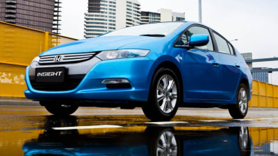 Honda Insight VTi Review