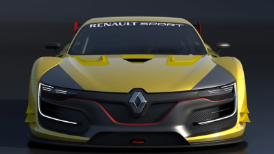 Renault RS01 Racer Revealed: Video
