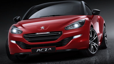 2014 Peugeot RCZ R Revealed Ahead Of Australian Debut
