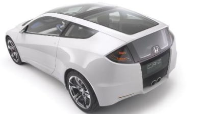 Honda CR-Z Concept to spawn production version