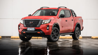 2021 Nissan Navara Pro-4X launch review