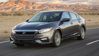 Honda unveils new Insight hybrid