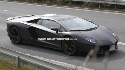 Aventador Roadster Bound For Miami Unveiling Next Week: Report