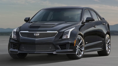 Cadillac Preparing A3-rivalling RWD sedan - Report