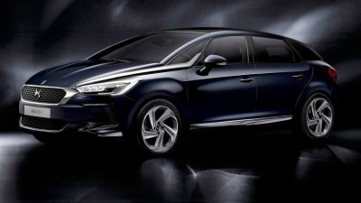 2015 DS5 Drops Citroen Name, Chevron Badge In Move Toward Independence