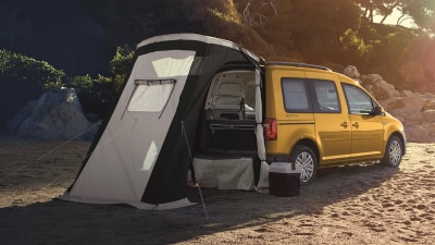 Caddy Beach campervan confirmed