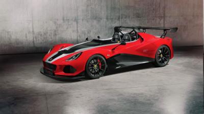 British brands Lotus, Williams unite to develop next-gen models