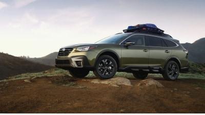Subaru reveals all-new Outback