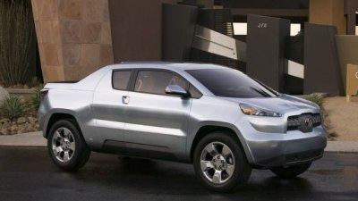 Toyota A-BAT Pickup Joins The 'Not Right Now' List