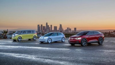Volkswagen and Walmart to Bring EV Charging Stations to the Masses