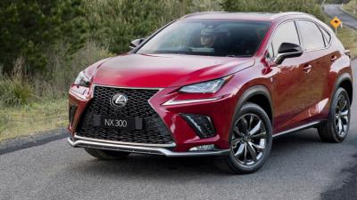 2019 Lexus NX pricing and specs