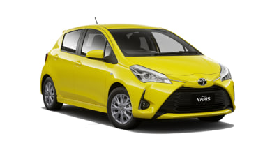 Toyota Yaris sold out, new more expensive model months away
