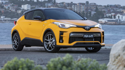 2021 Toyota C-HR GR Sport price and specs: Sportier alternative to Koba trim