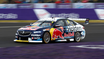 Motorsport: Whincup claims Bathurst pole