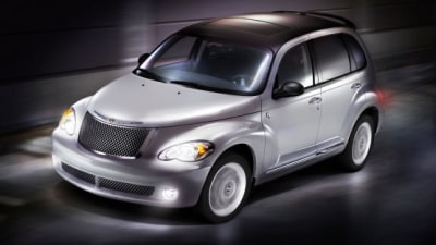 Chrysler PT Cruiser Gets Stay Of Execution, Production To Continue