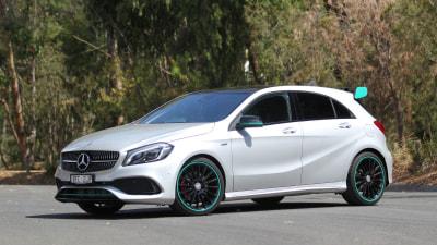 2016 Mercedes-Benz A250 Sport 4Matic REVIEW - Benz's Hot Hatch Gets Hotter