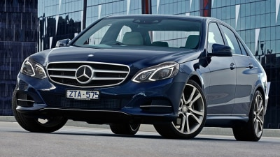 2013 Mercedes-Benz E 300 Hybrid: Price And Features For Australia