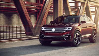 VW reveals new Atlas SUV