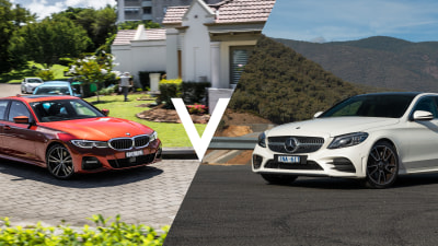 BMW 330i vs Mercedes-Benz C300