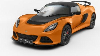 Lotus Exige: 2015 S Club Racer Revealed