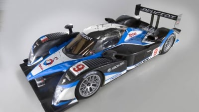 Peugeot Fielding Four 908 HDi FAPs At 2009 Le Mans