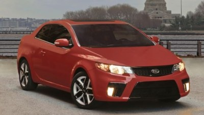 2010 Kia Cerato Koup US TV Commercial Leaked