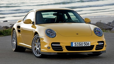 2013 Porsche 911 Turbo Going For A Hat-trick: Report