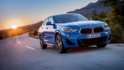 New BMW X2 price revealed