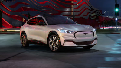Ford Mustang Mach E: range expands with an electric SUV
