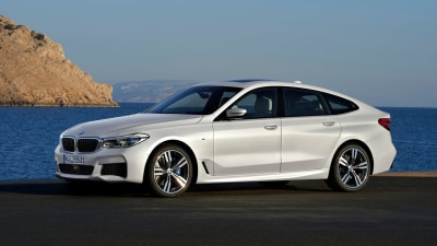2018 BMW 640i GT xDrive Overseas Preview Drive | BMW's Big Crossover Gets Trimmed And Toned
