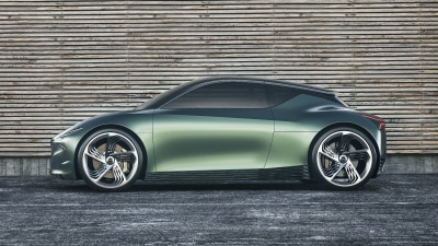 Genesis Mint concept revealed in New York