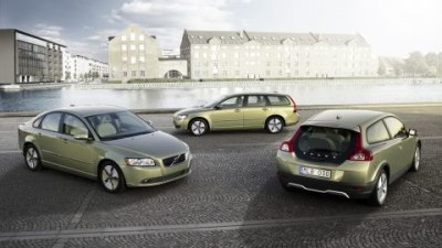 Volvo to Display DRIVe Enhanced Trio in Paris